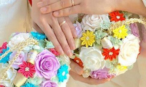 レズビアンカップル 結婚式